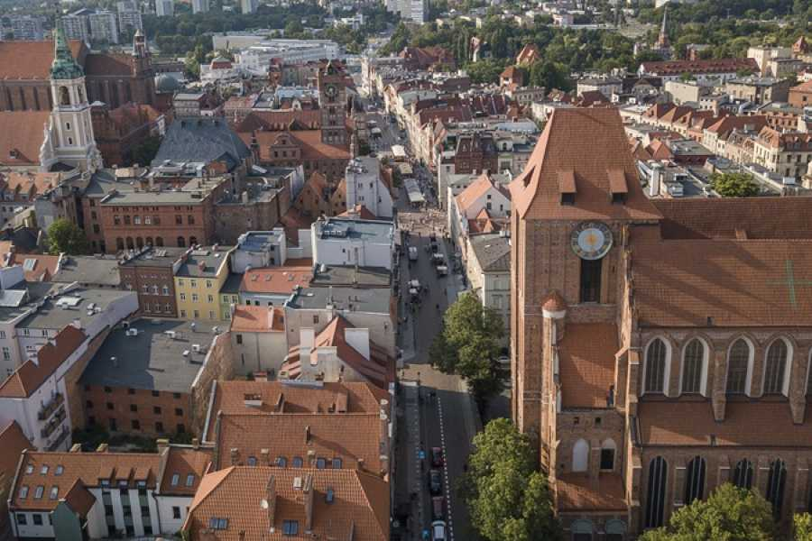 One Day Tour Toruń – Where the sun stopped