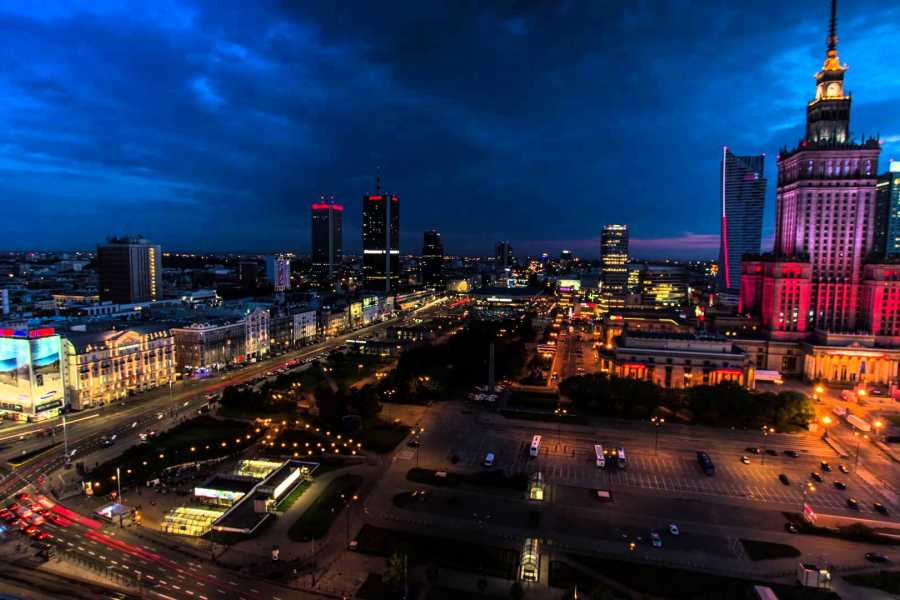 One Day Tour GOOD EVENING WARSAW