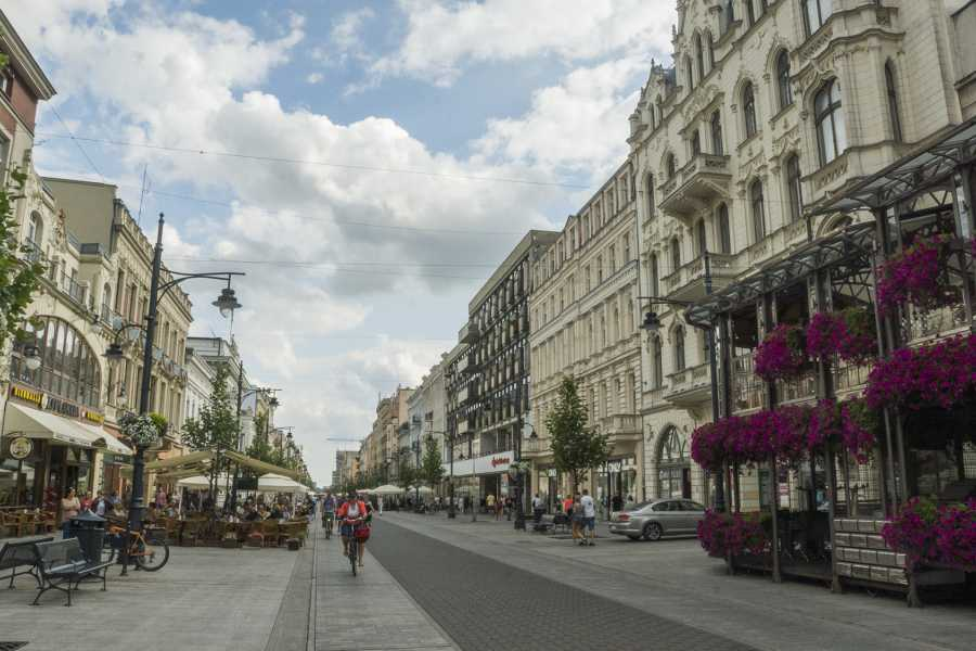 One Day Tour ŁÓDŹ AND HER JEWS –  GETTING BEHIND THE HISTORY