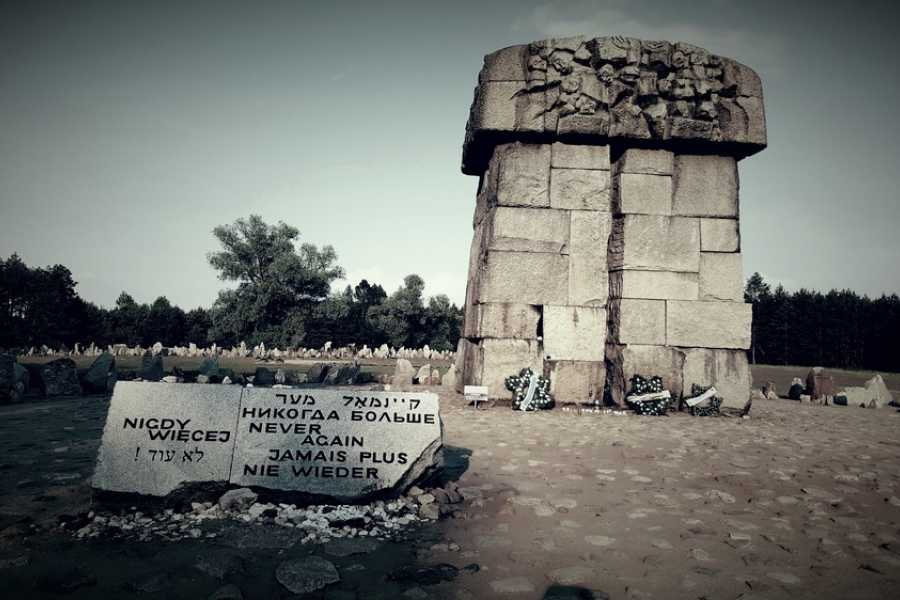 One Day Tour FROM WARSAW TO TREBLINKA – THE JEWISH TRAIL