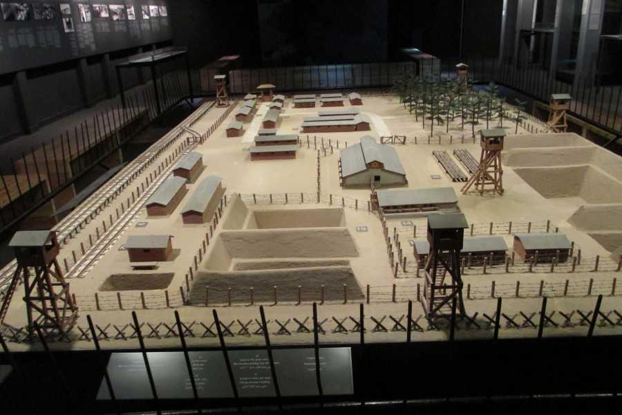 One Day Tour WARSZAWA I TREBLINKA –  Śladami warszawskich żydów