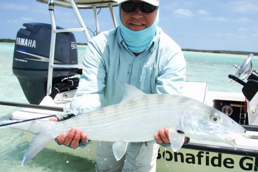 TheRealBahamas LLC Fly Fishing: Full Day: Bonafide Bonefishing