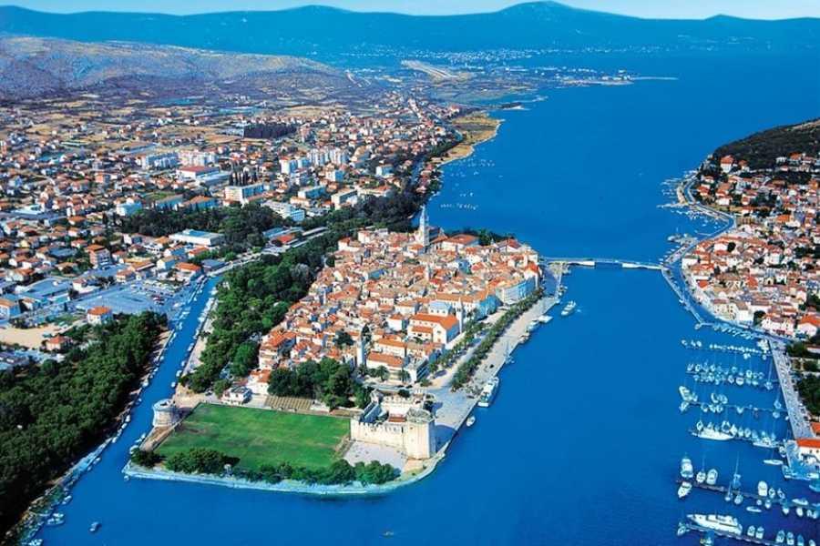 "Travel Agency"" South Tours"" Trogir & Salona Tour"