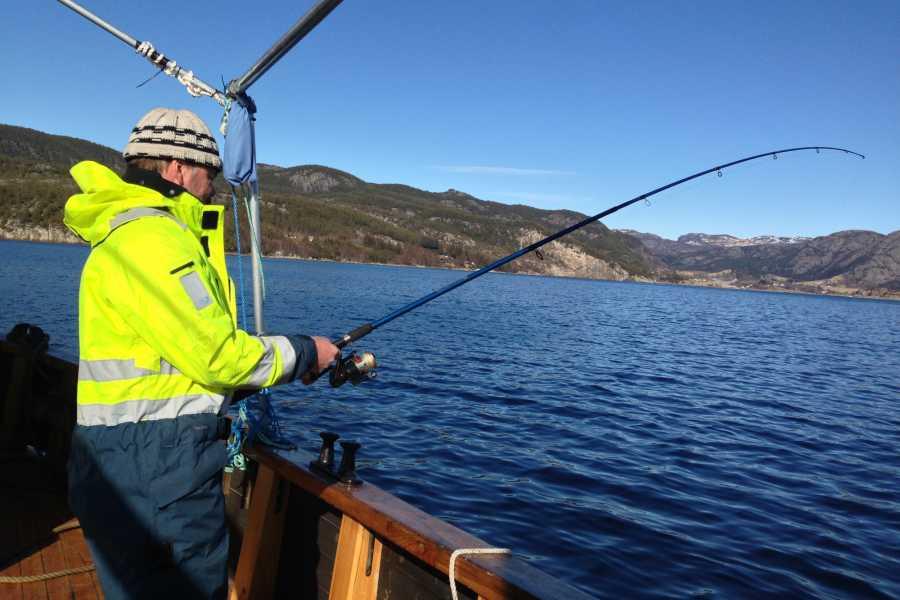 Fishing Stavanger Private Charter / Deep Water Fishing Winter Season