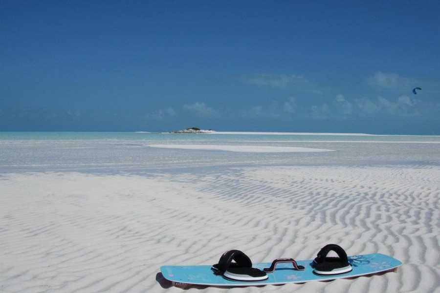 TheRealBahamas LLC Exuma - Kiteboard Utopia 4 hours: Off Island Boat Tours