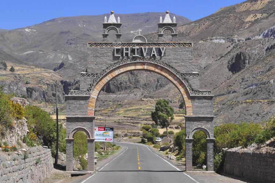 mystic lands peru PASEO POR CHIVAY - MADRIGAL