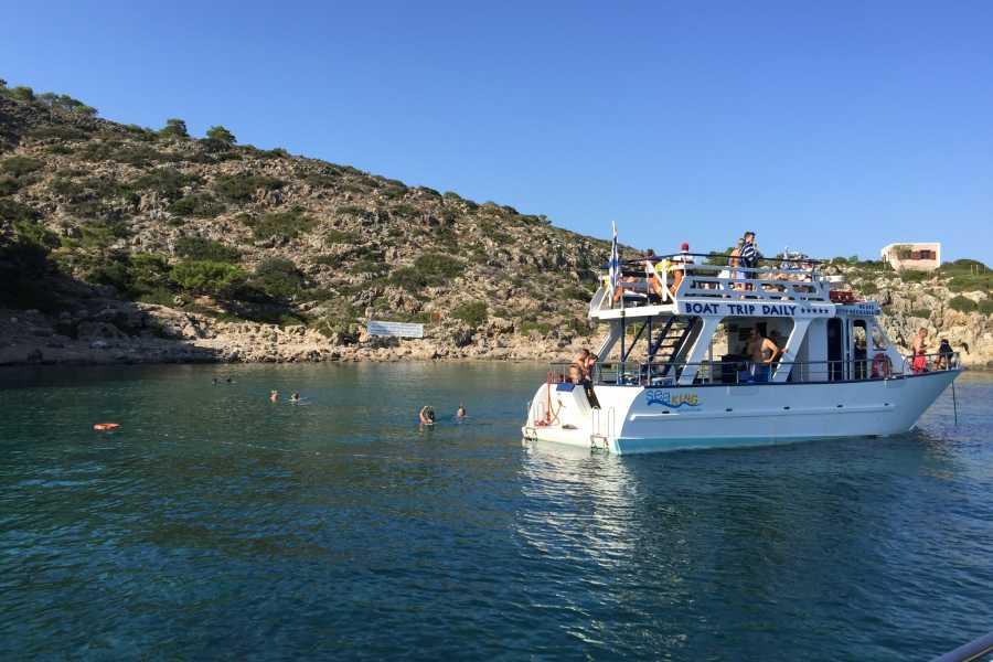Destination Platanias Båtutflykt 1/2 dag - 25 EUR