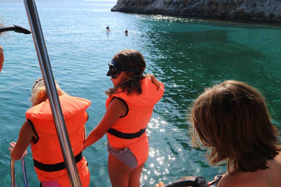 Destination Platanias Boat Tour - Platanias 3h - 25 EUR