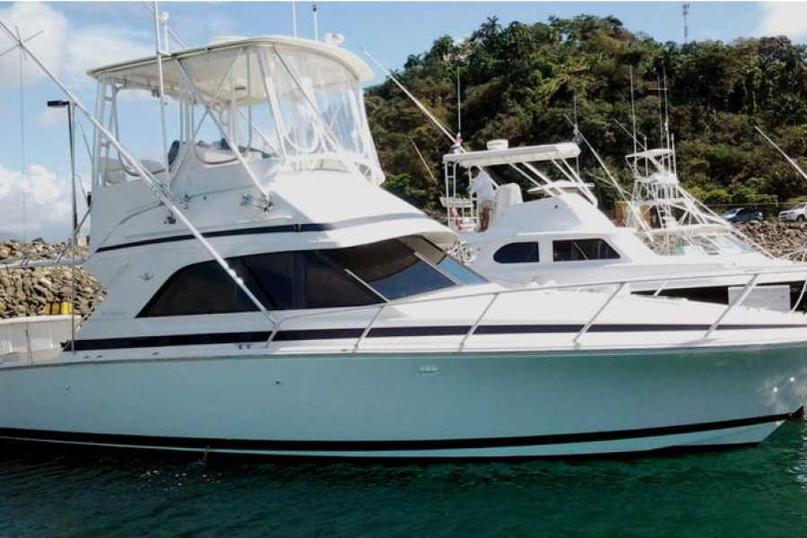 Pura Vida Casas Adventures LUXURY SPORT FISHING PRIVATE BOAT