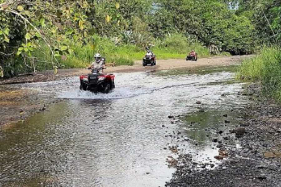 Pura Vida Casas Adventures RAIN MAKER ATV ADVENTURE TOUR