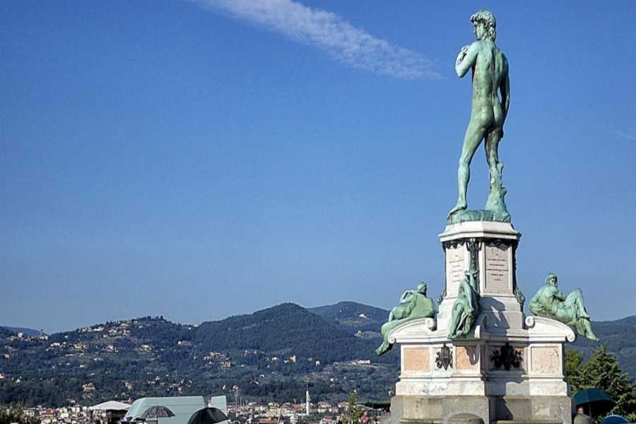 ACCORD Italy Smart Tours & Experiences TOUR PANORAMICO DI FIRENZE IN MINIVAN - TOUR PRIVATO