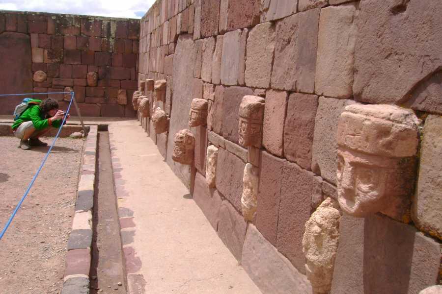 Late Bolivia TIWANAKU