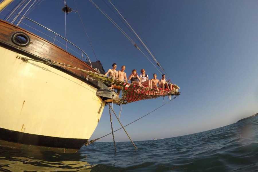 Maybe Sailing International Tall Ship Races. Race 1