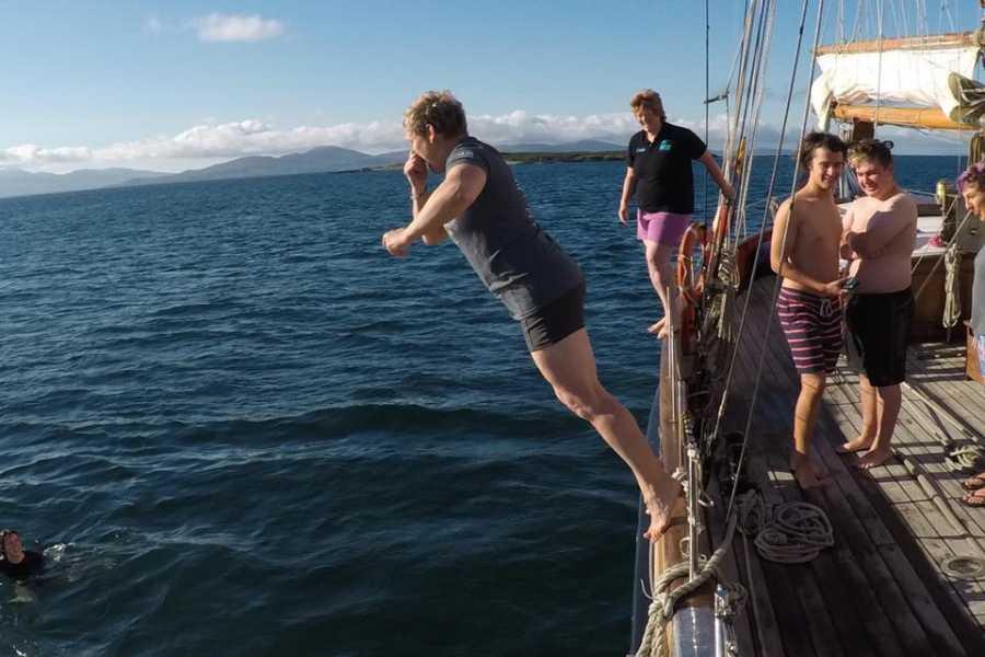 Maybe Sailing Summer Youth Voyage 2