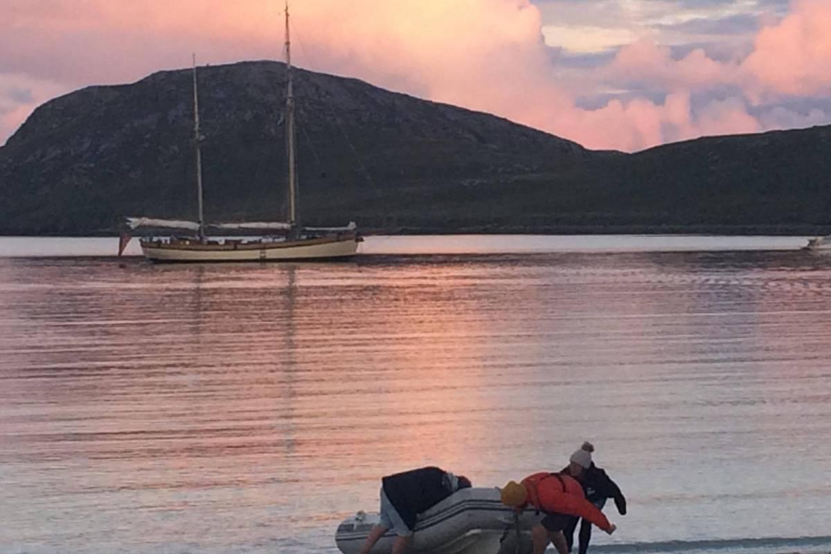 Maybe Sailing Summer Youth Voyage 4