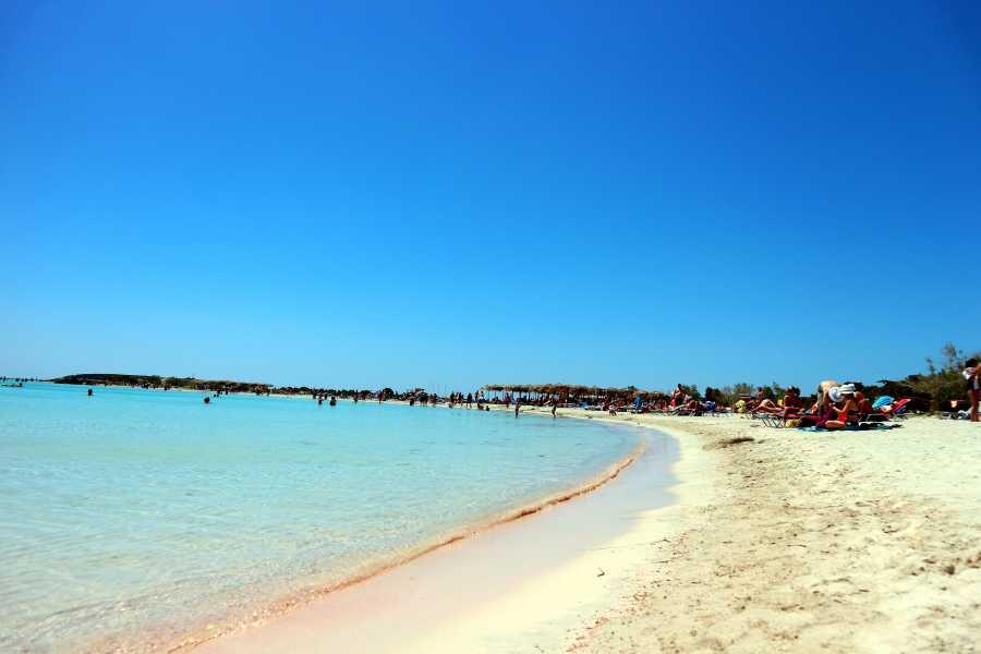 Destination Platanias Elafonissi Tour - BEST SELLER - 35 EUR