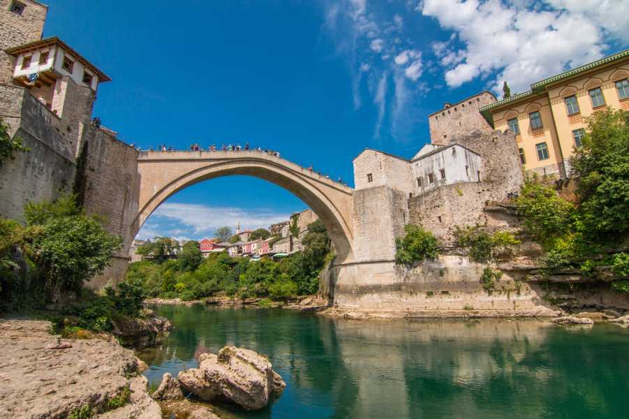 Nature Trips Dubrovnik Getaway - 3 Countries Mini Tour