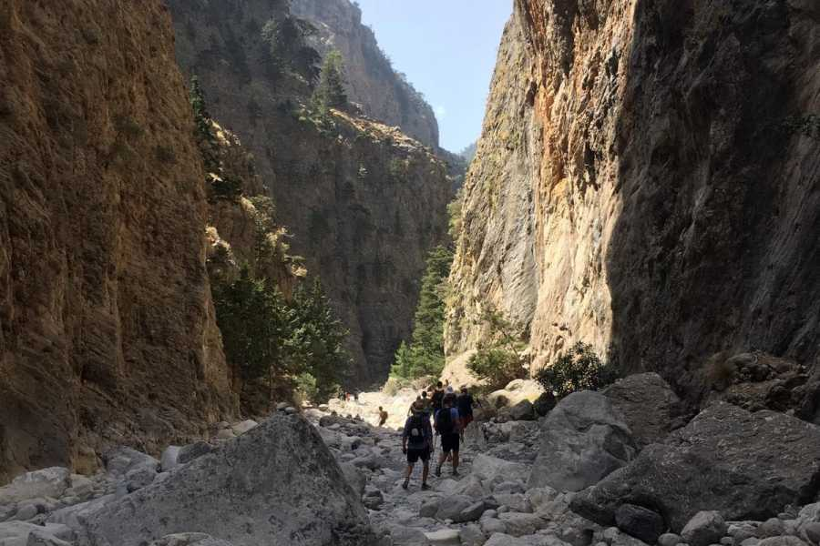 Destination Platanias SAMARIA GORGE - Long Hike - 28 EUR
