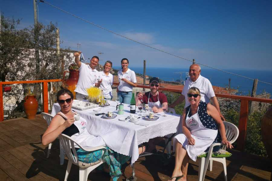 Feeling Italy Concierge Cookery Classes - Three Course Italian Home Cooking Class