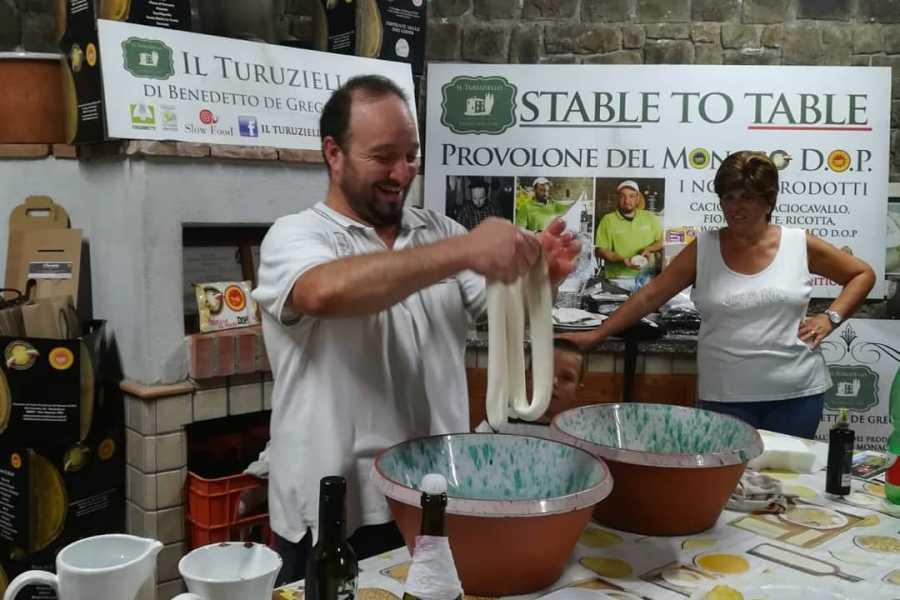 Feeling Italy Concierge GROUP TOURS - Gourmet Food Tours - Cheese Making, Limoncello and Farm Tour