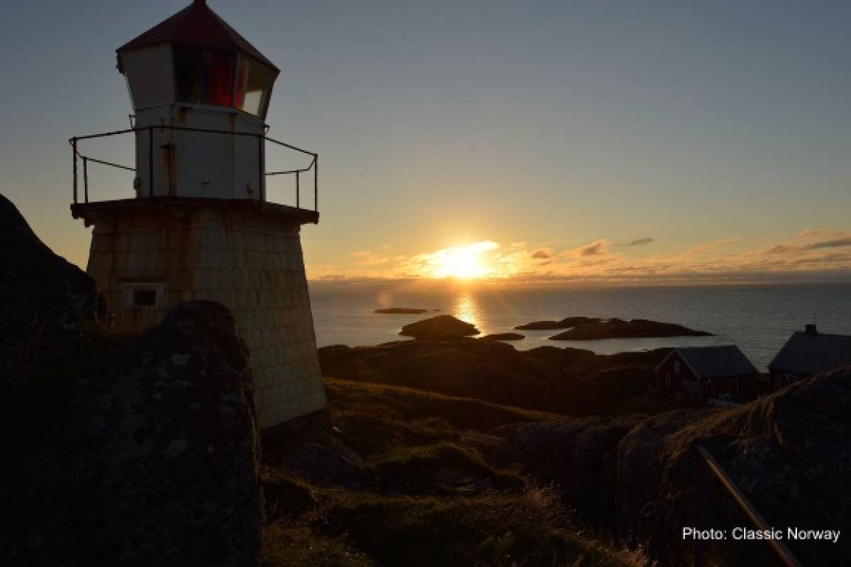 FRAM Round trip to Finnøy & Ona Lighthouse