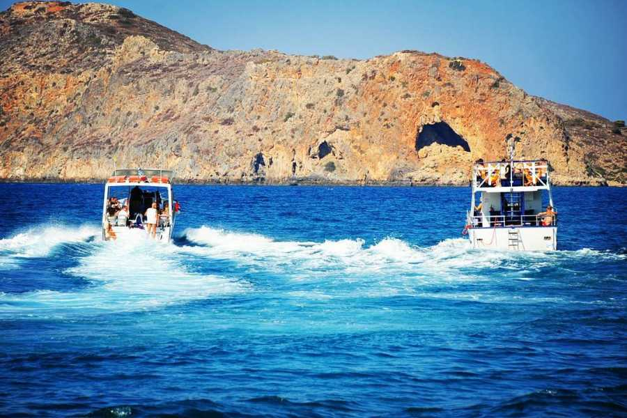 Destination Platanias Glasbottom Boat Trip - 2 or 3 hours