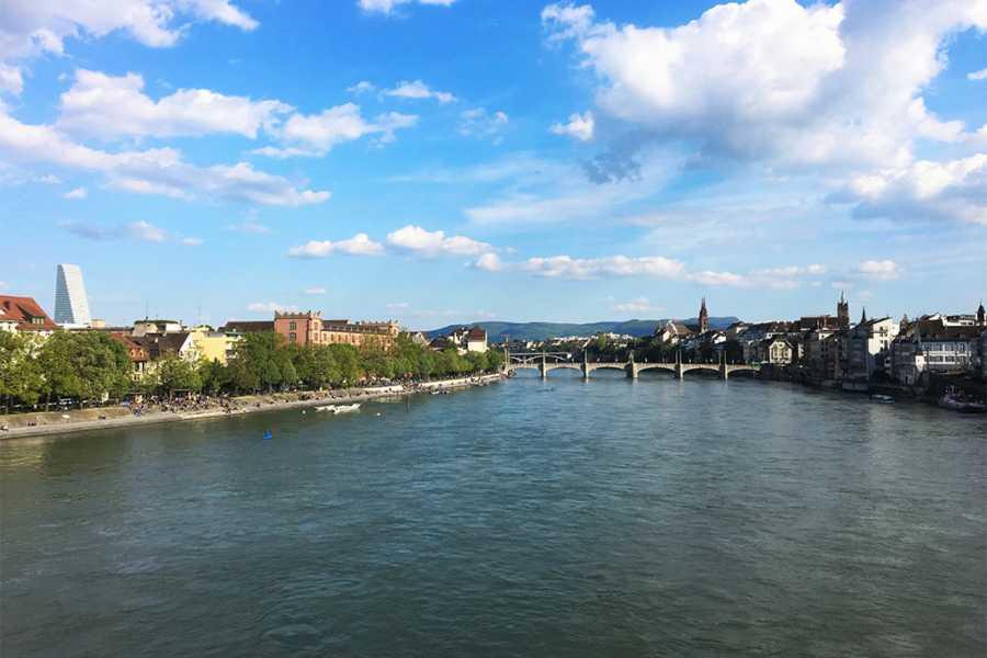 BaselCitytour.ch 01 - St. Johann / River Cruise