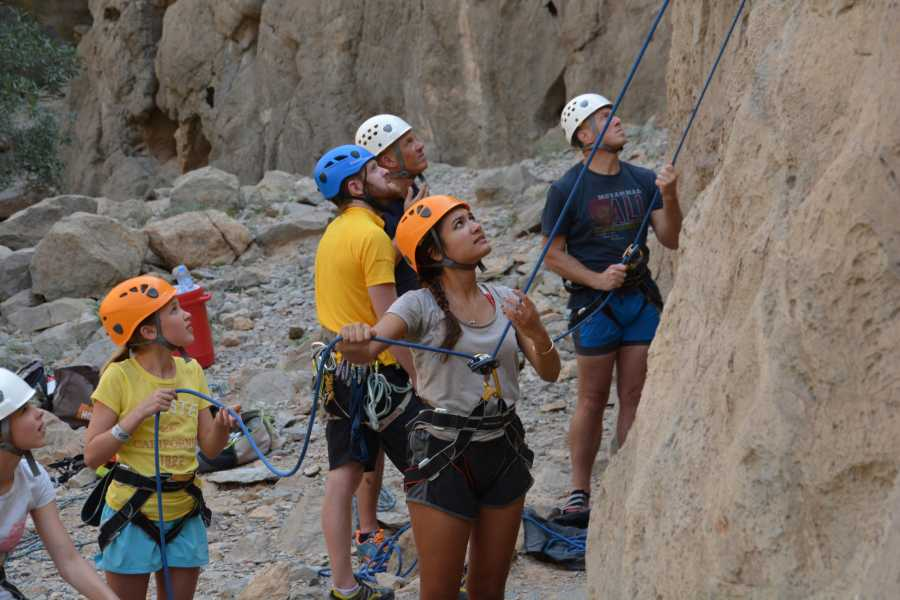 Absolute Adventure Rock Climbing for Beginners