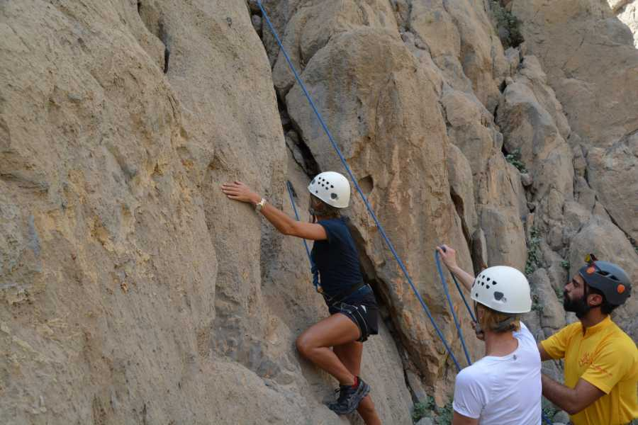 Absolute Adventure Rock Climbing for Beginners