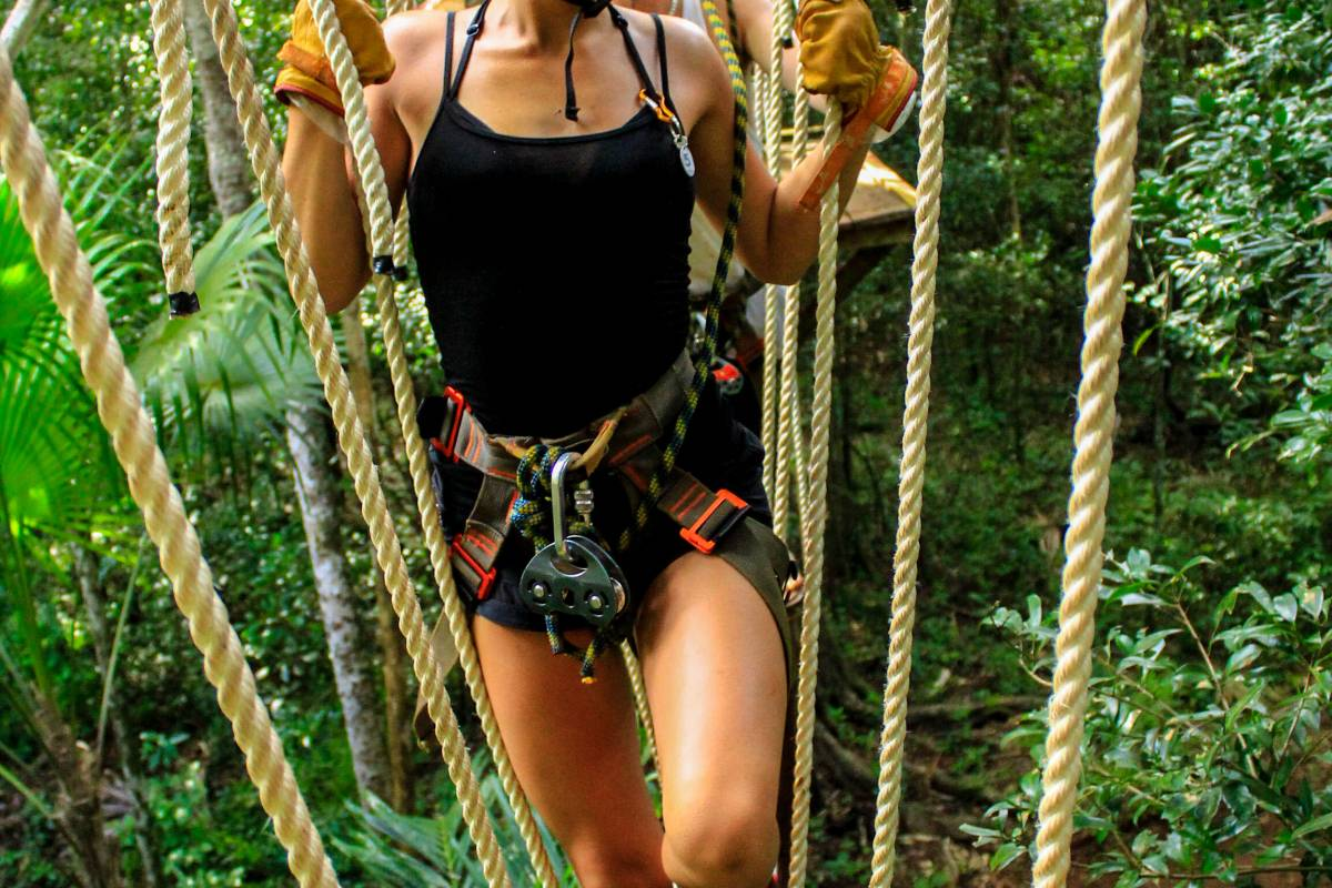 Cancun Vacation Experts Extreme Challenge