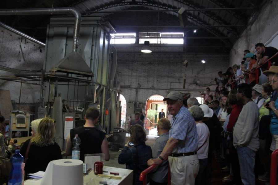 Venice Tours srl The Magic Art of Glassblowing.e
