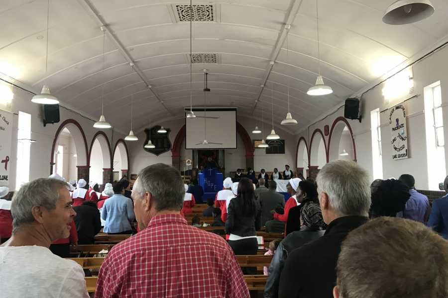 capefriendlytours African Gospel Church Service
