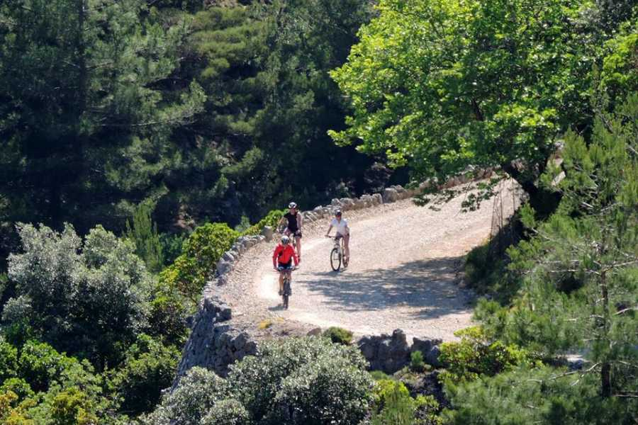 Destination Platanias EASY FULL DAY BIKE TOUR - Paleochora - 72 EUR