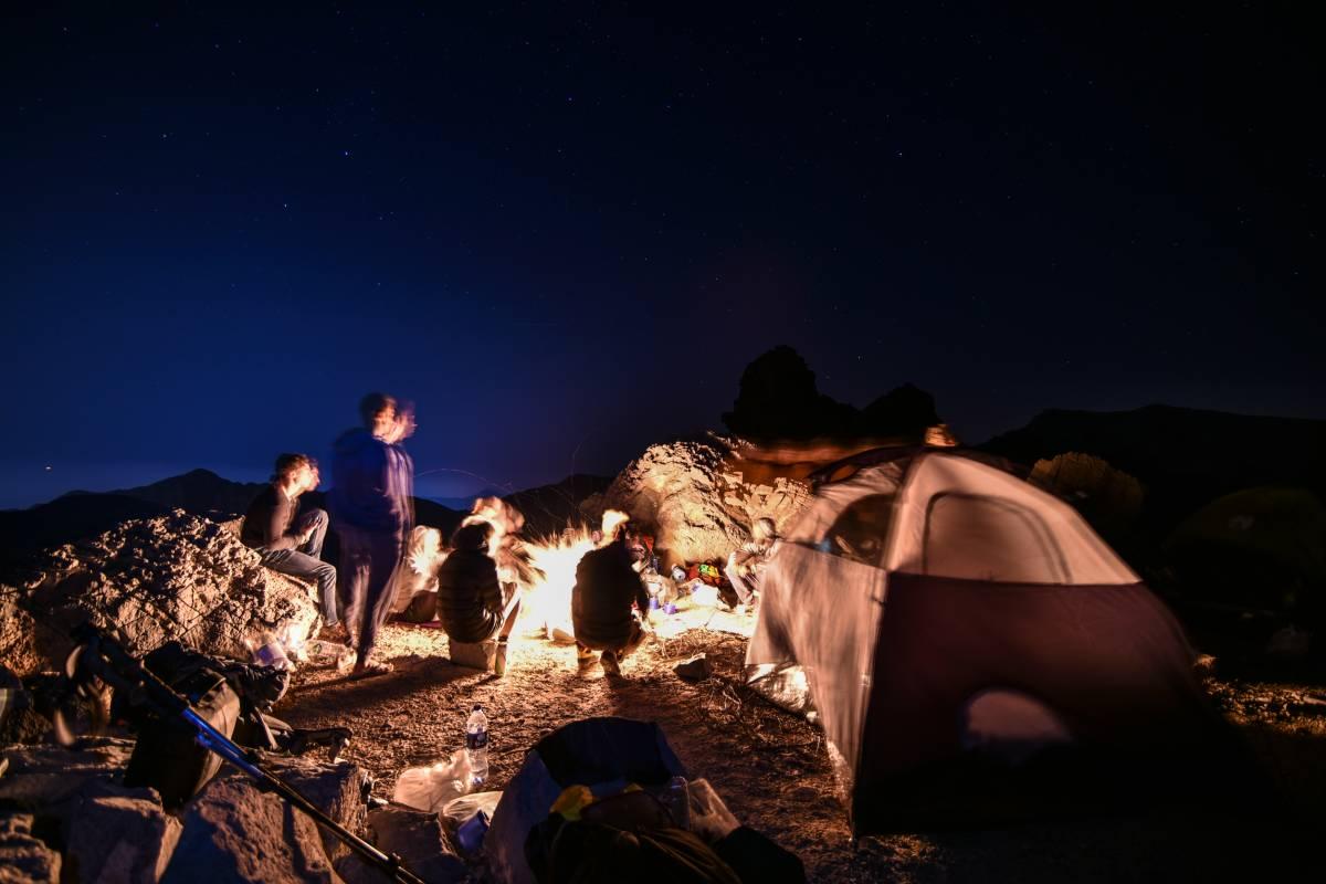Adventurati Outdoors Camp Night - Wadi Bashing