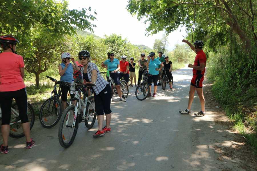 Destination Platanias Medium Full Day Bike & Hike Tour - Sougia  72 EUR