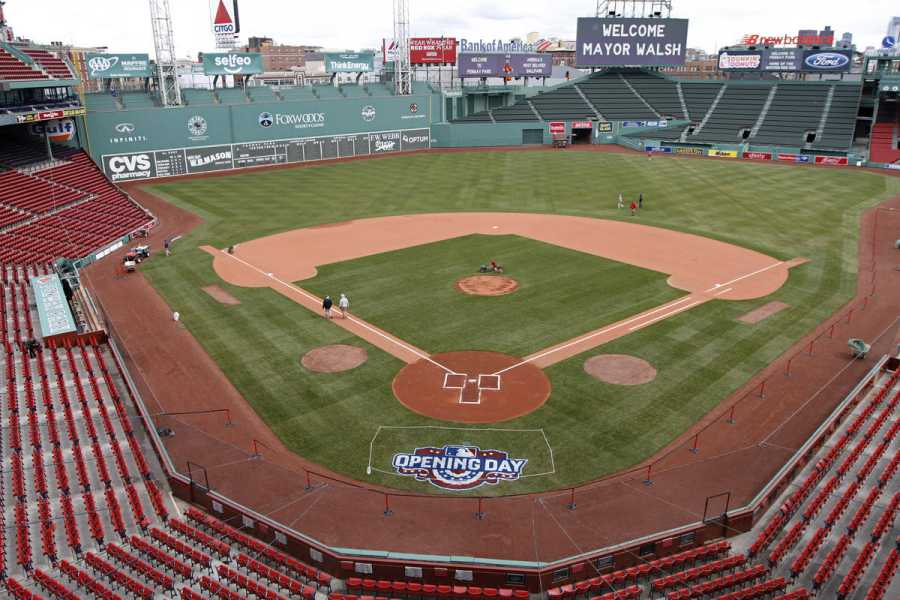 Dream Vacation Tours MLB - Toronto Blue Jays vs Boston Red Sox (2 games)
