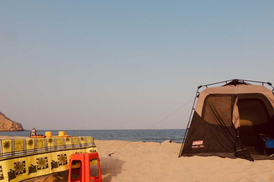 Absolute Adventure Beach Camping