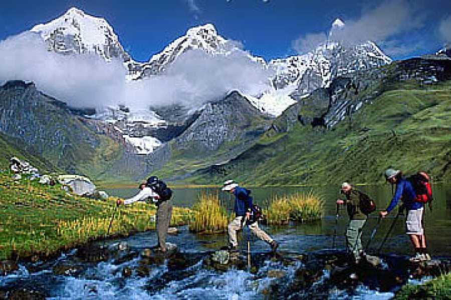 mystic lands peru TREKKING HUAYHUASH