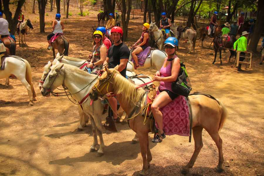 Tour Guanacaste Diamante Adventure Park