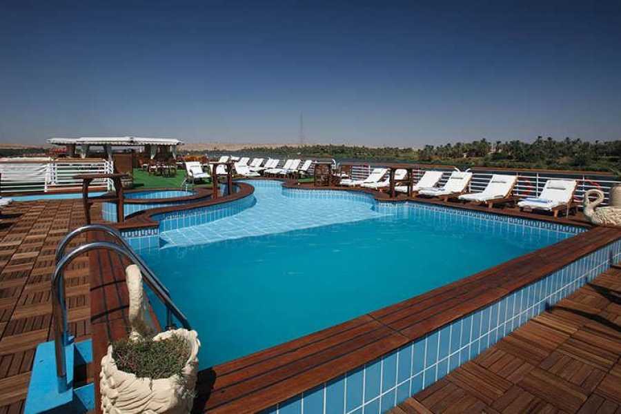 Journey To Egypt MS Amarco Nile Cruise