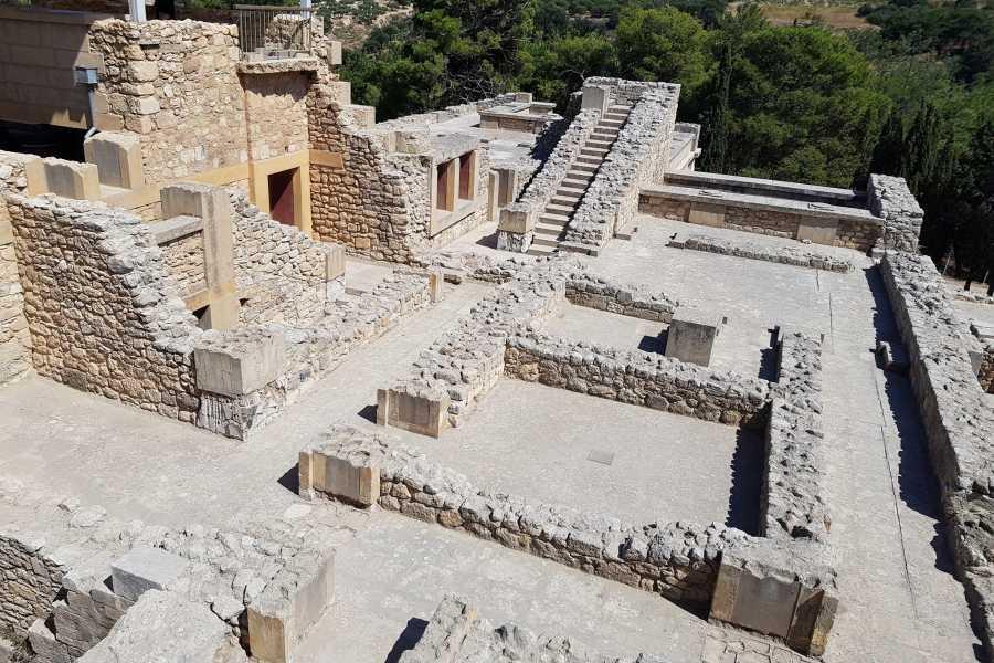 Destination Platanias KNOSSOS - minolaisen kulttuurin kehto - 35 EUR