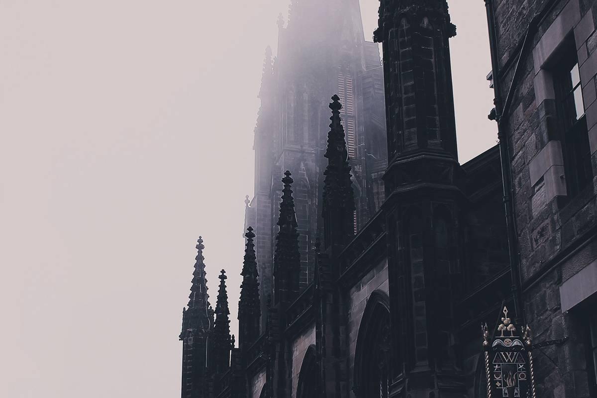 SANDEMANs NEW Edinburgh Tours Edinburgh Harry Potter Walking Tour