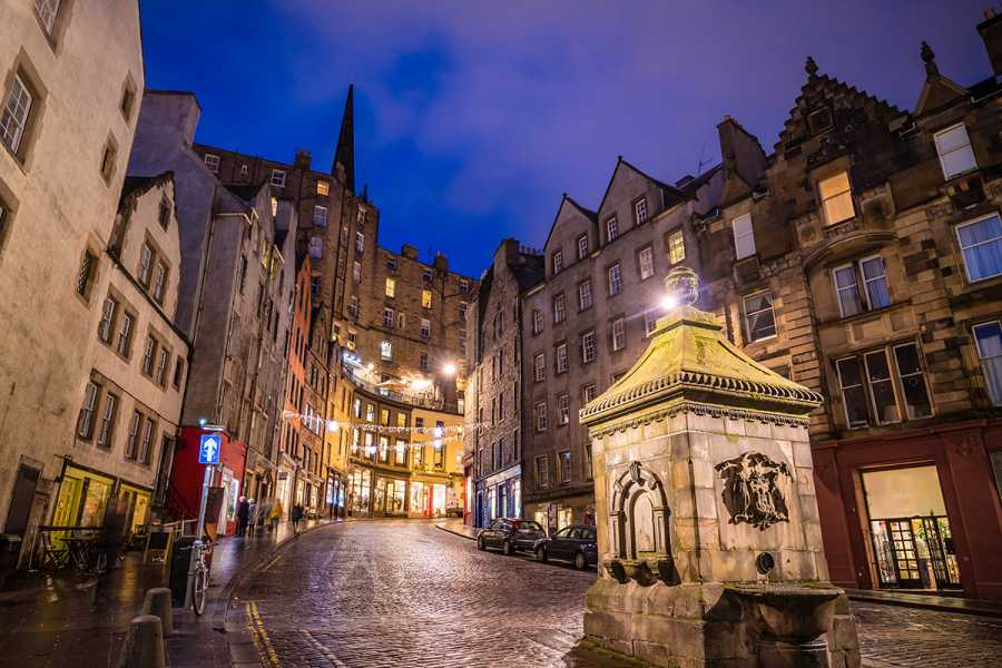 SANDEMANs NEW Edinburgh Tours Edinburgh Harry Potter Walking Tour