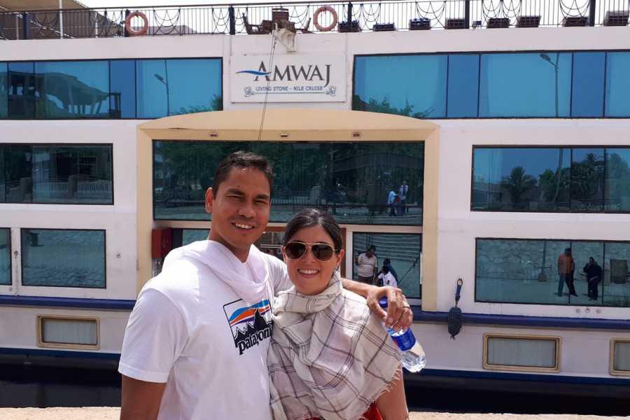 Journey To Egypt MS Amwaj Nile Cruise