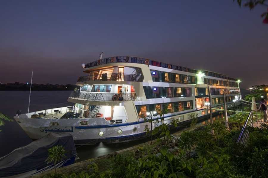 Journey To Egypt MS Amwaj Nile Cruise