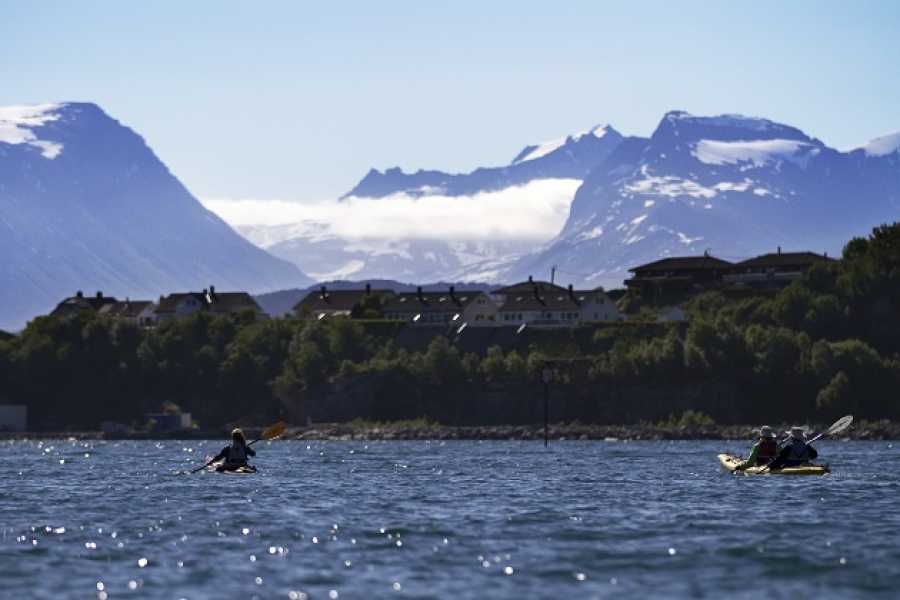 KMT 5-Days Sea Kayaking World-Famous Norwegian Fjords