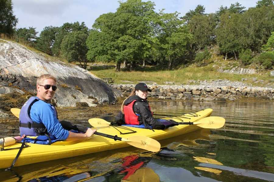 KMT 5-Days Sea Kayaking Norway's World-Famous Fjords
