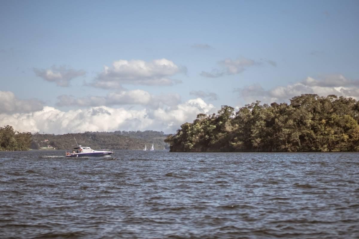 Around SP Sao Paulo Boat Tour - Guarapiranga Dam