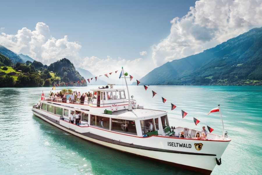 BLS AG, Schifffahrt Halal BBQ Cruise