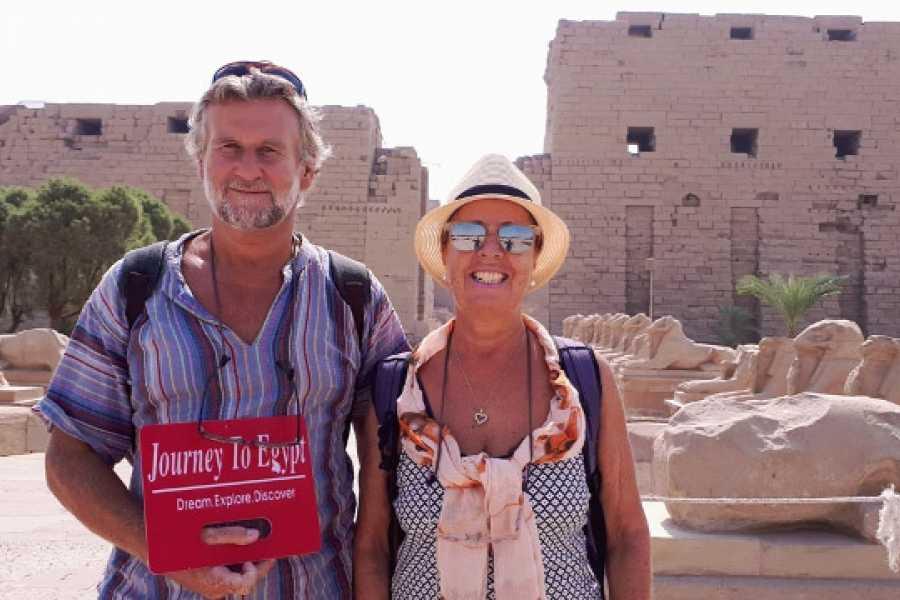 Journey To Egypt Jamila Nile Cruise